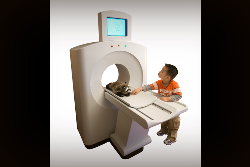 CT Scan for Kids
