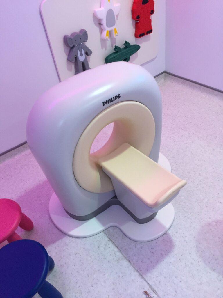 MRI for Kids