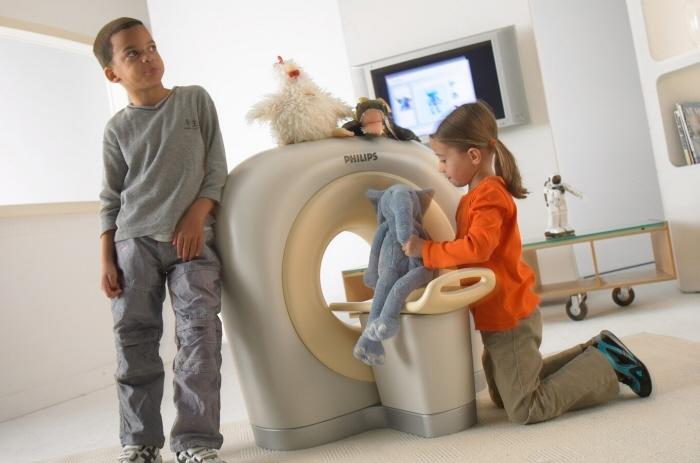 Facilitando a realização de exames em crianças - Medcloud