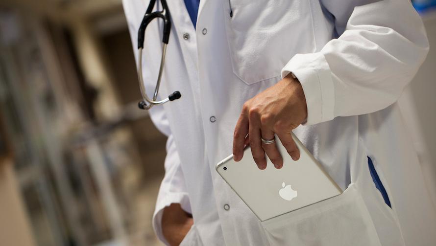 ipad-healthcare-medcloud