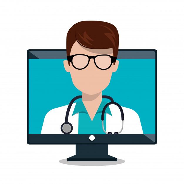 monitor-medico-estetoscopio-consulta-linea-aislado_24877-17632